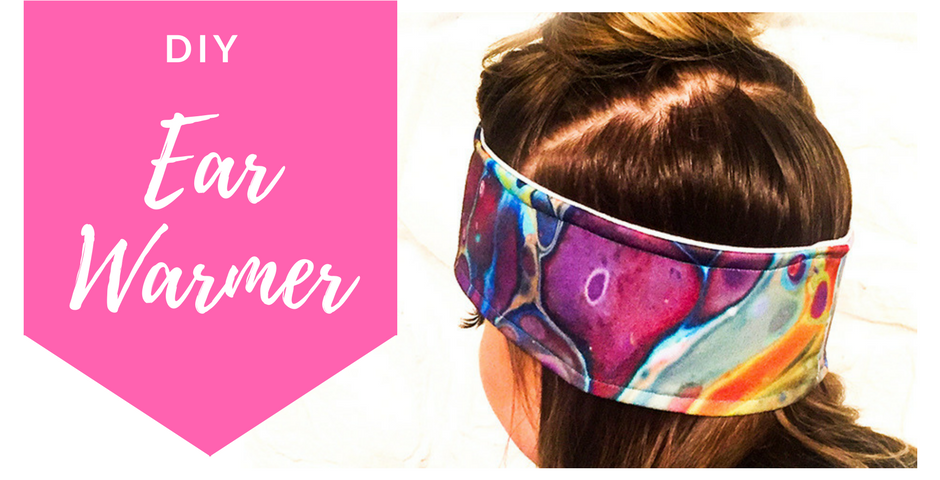 DIY Ear Warmer!