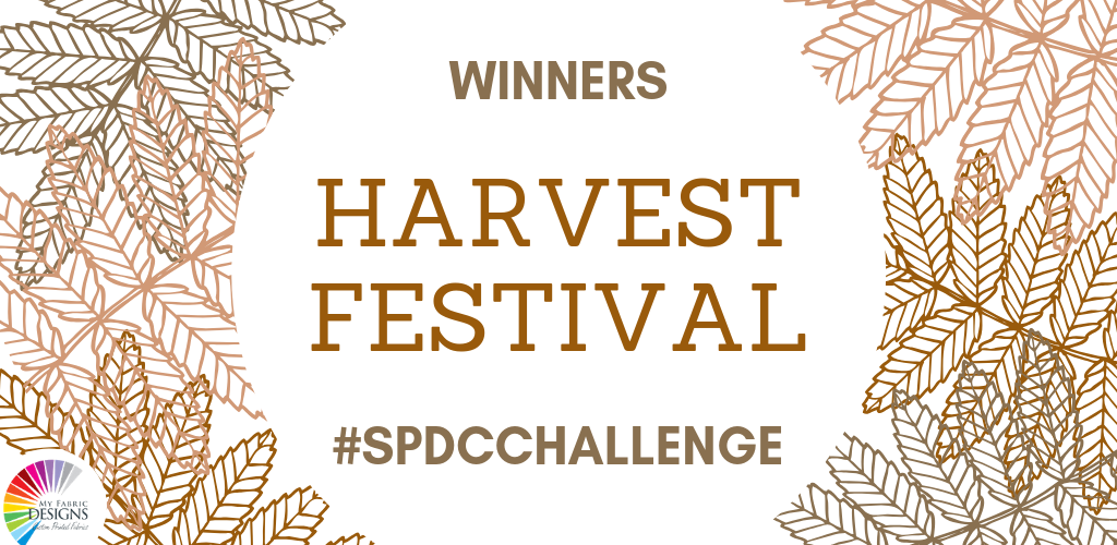 Harvest Festival Surface Pattern Design Community Challenge Winners!